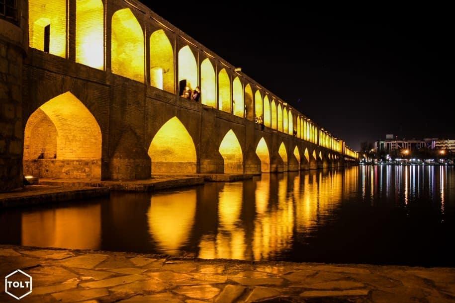 Pont en Iran