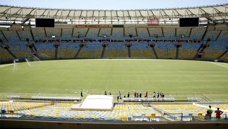 Visite guidée des coulisses du Stade Maracanã