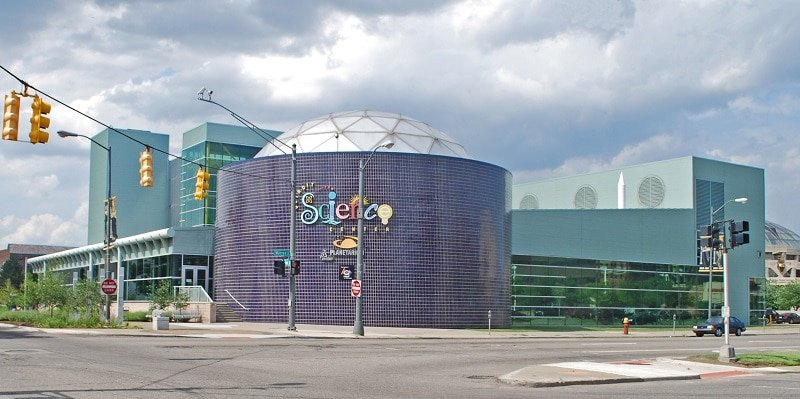 Détroit, Science Center
