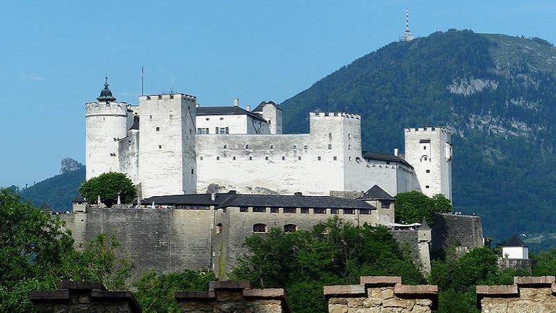 Forteresse Hohensalzburg, Salzburg