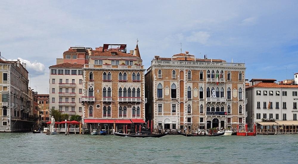 Hôtel Bauer, Venise