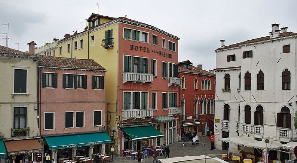 Hôtel Bellini, Venise