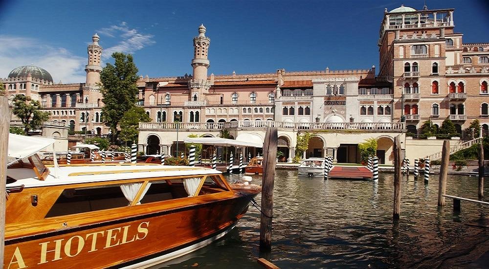 Hotel excelsior, Venise