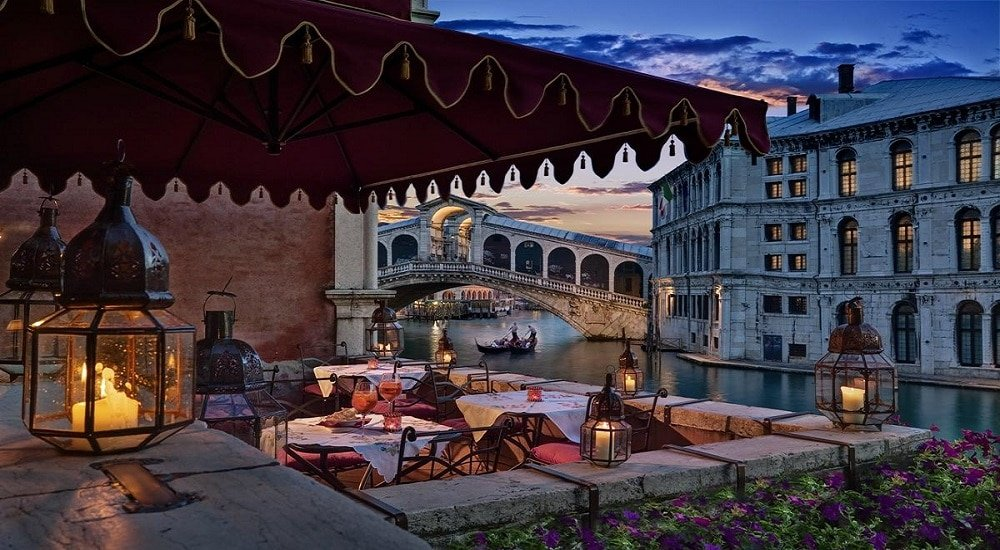 Hotels venise 5 toiles for Boutique hotel venise