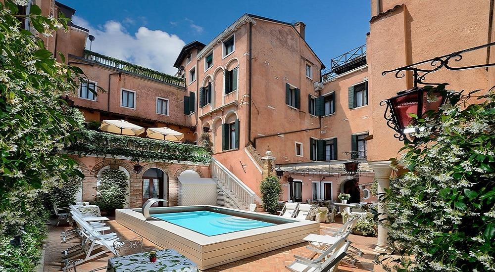 Hotel Giorgione, Venise