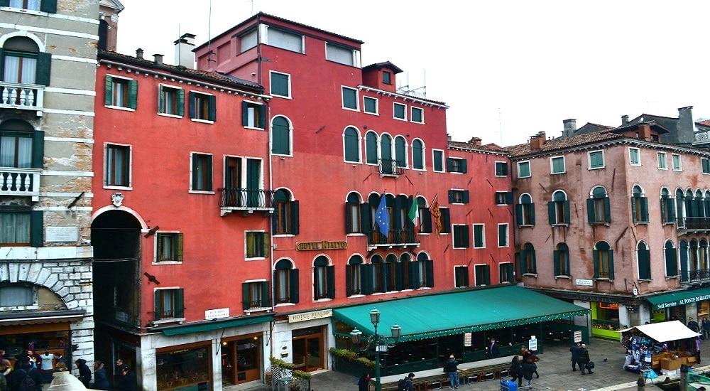 Hotel Rialto, Venise