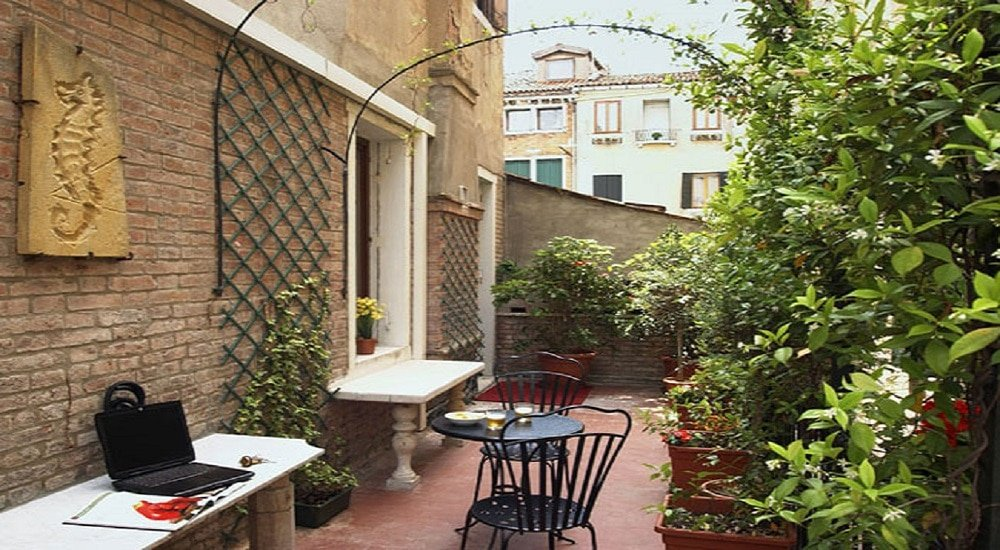 Hotel Torino, Venise