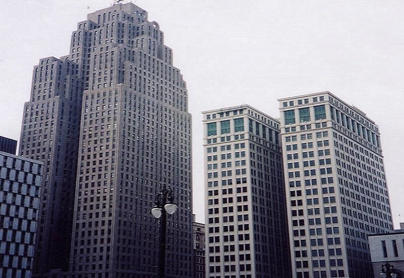 Penobscot Building, Détroit