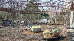 Pripyat, Fête foraine abandonnée