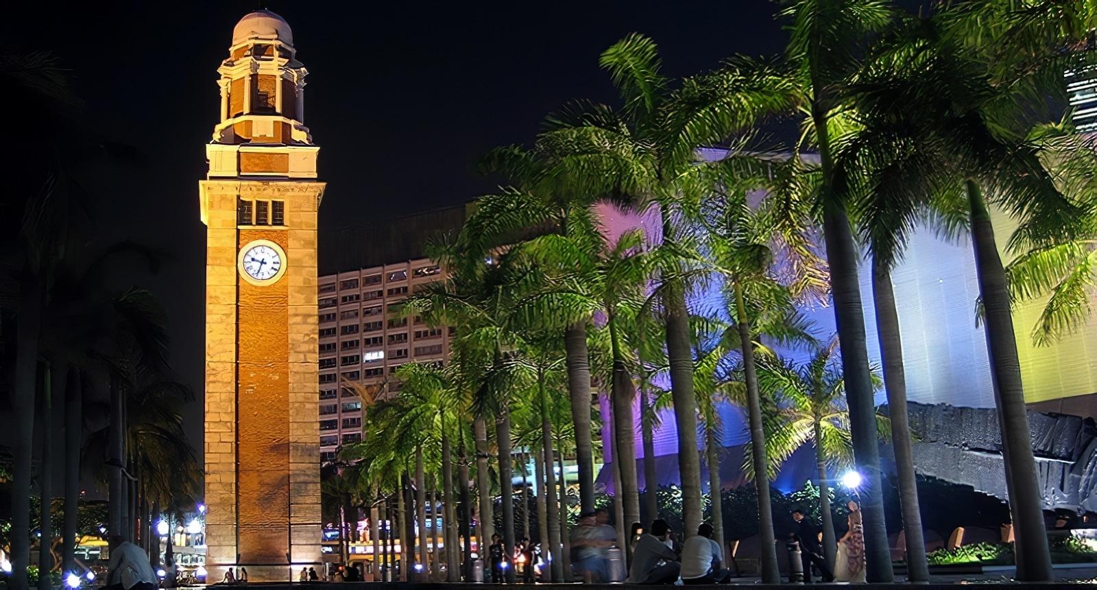 Tour de l'Horloge, Hong Kong