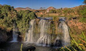 Chute de la Lily, Madagascar