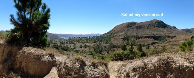 Crète Sud de Sahadimy, Madagascar