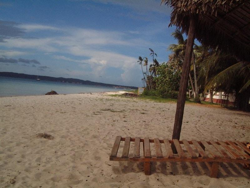 Farniente, plage de Ramena, Madagascar