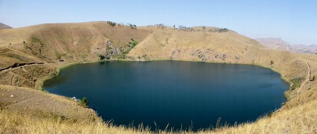 Lac d'Andranotoraha, Madagascar