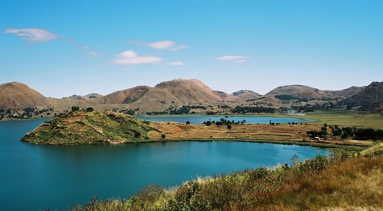 Lac d'Itasy, Madagascar