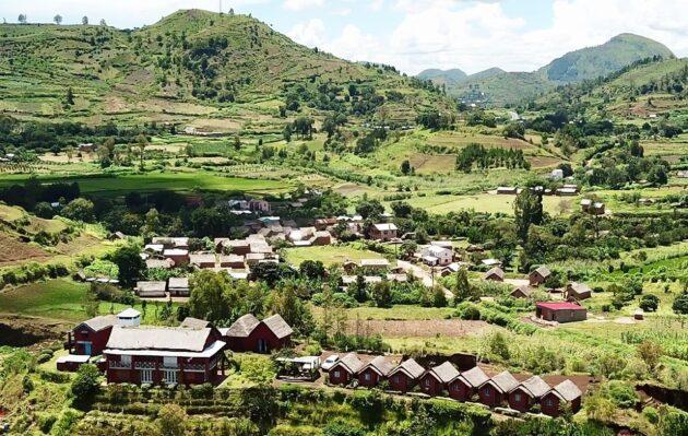 Madagascar: la région de l'Itasy et ses attraits touristiques