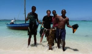 Pêche à Ramena, Madagascar