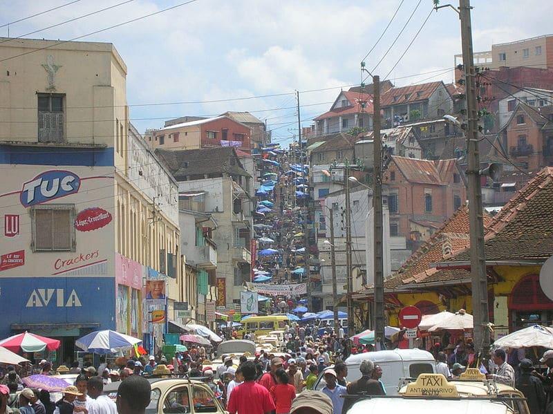 Rue d'Antananarivo