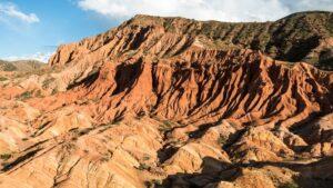 Skazka Canyon, Kirghizistan