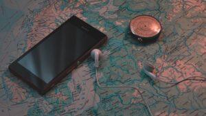 Applications de messagerie en voyage