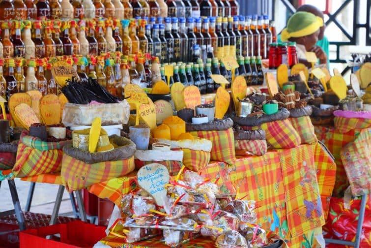 Le marché, Pointe-à-Pitre