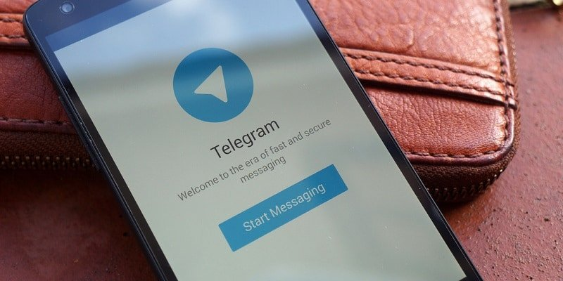 Telegram, messagerie instantanée