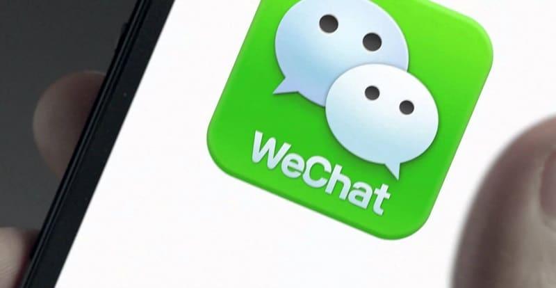 WeChat, messagerie instantanée