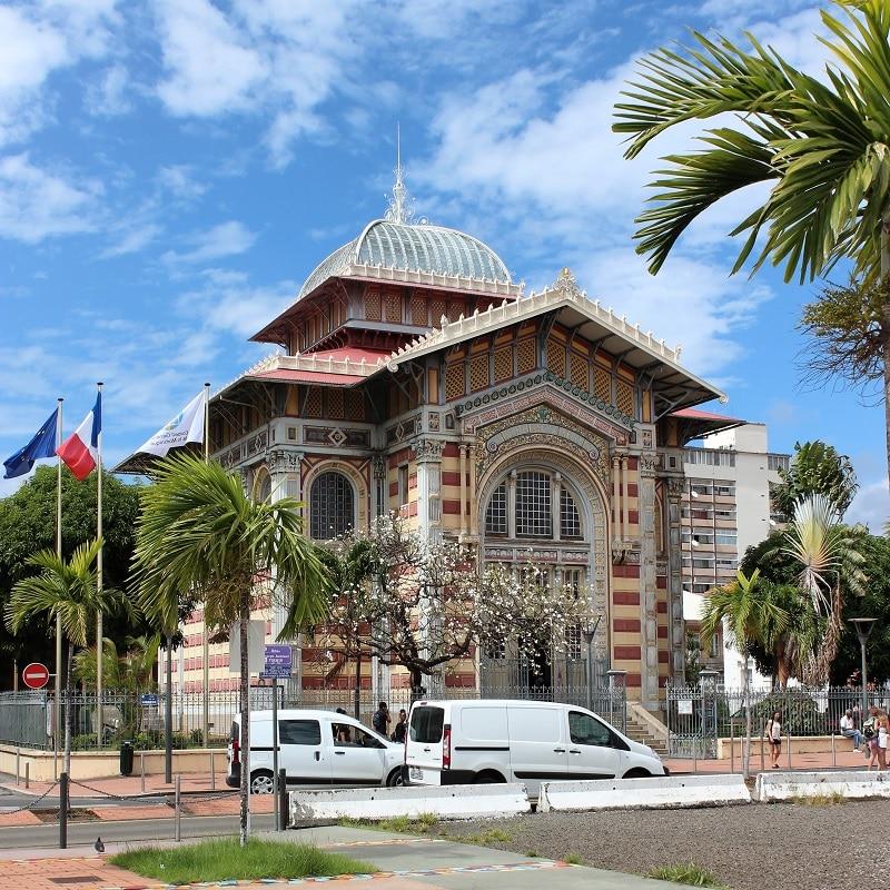 Bibliothèque Schoelcher, Martinique