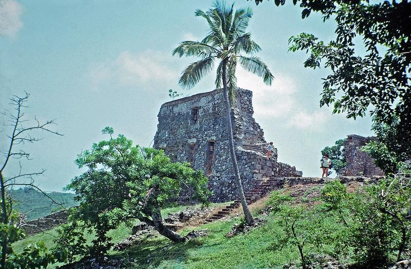 Chateau Dubuc, La Caravelle, Martinique