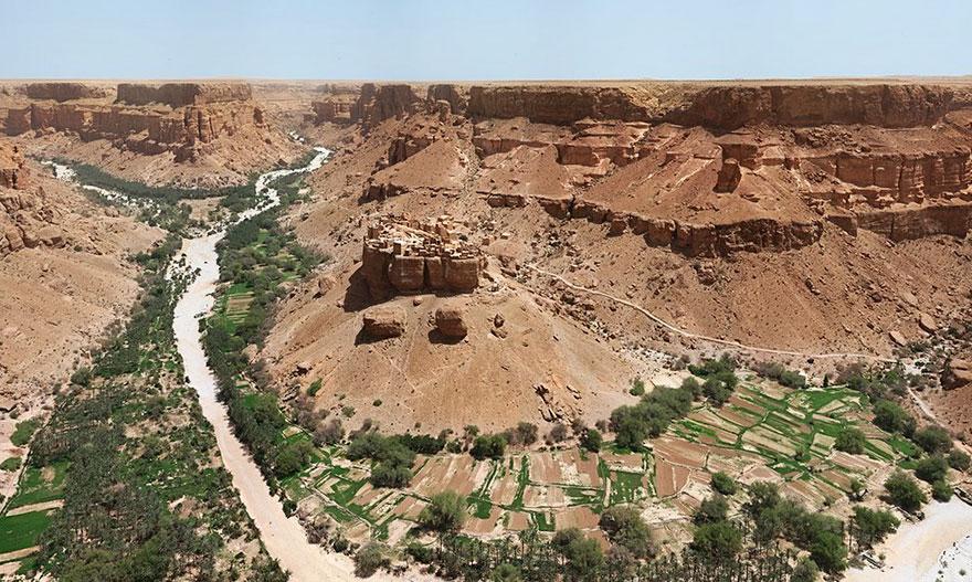 Haid al-Jazil, Yémen