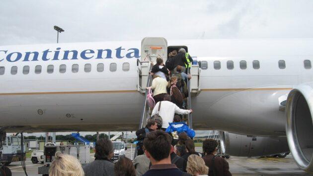 Les compagnies aériennes ont tout faux pour l'embarquement des passagers