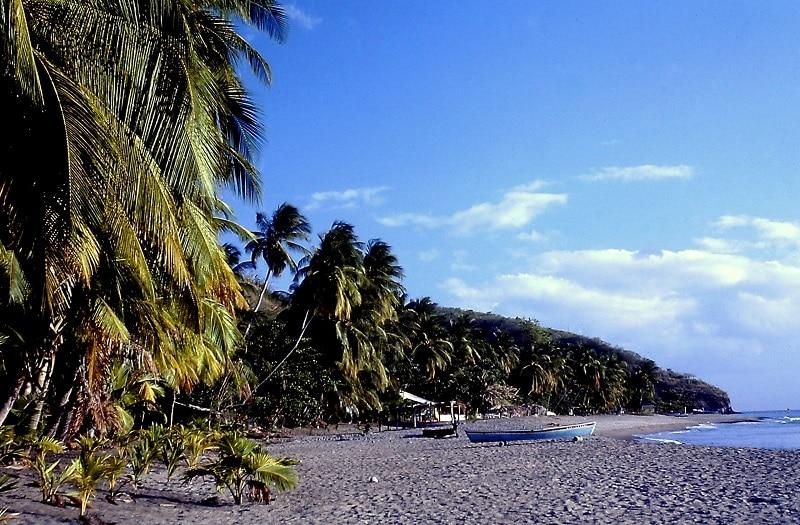 Plage du Carbet, Martinique