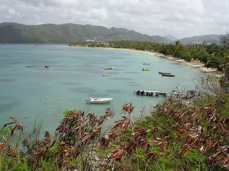 Saint-Anne, Martinique