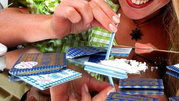 Wiesn Koks, la drogue bizarre et légale qui cartonne à l'Oktoberfest