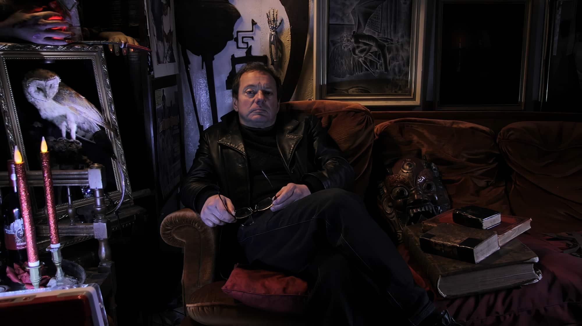 L'étrange musée des Vampires et des Monstres de l'Imaginaire à Paris
