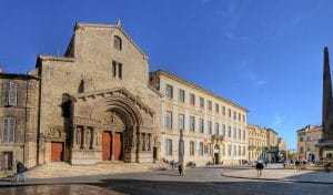 Église Saint-Trophime, Arles