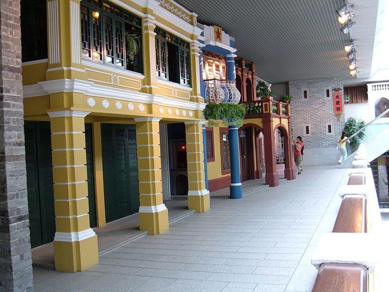 Musées, rues historiques de Macao