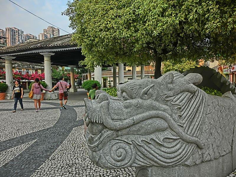 Quartier de Taipa, Macao