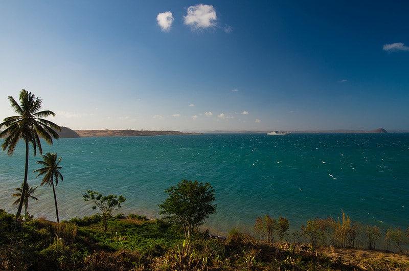 Baie de Diego-Suarez, Madagascar