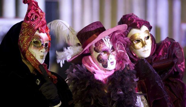 5 choses que vous ne saviez pas sur le Carnaval de Venise