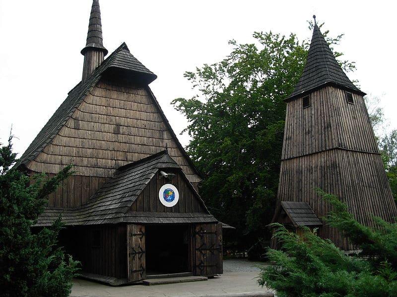 Eglise du Parc Tadeusz Kościuszko, Katowice