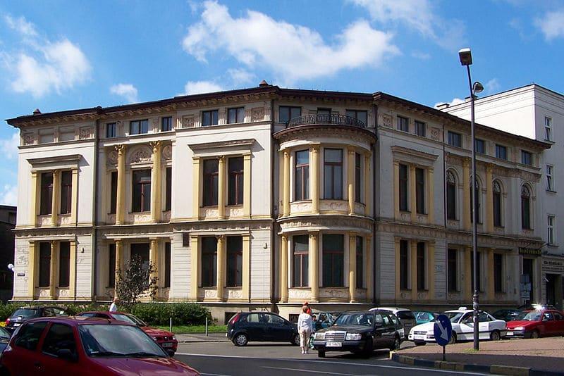 Palais Goldstein à Katowice