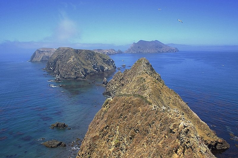 Parc national des Channel Islands, Californie