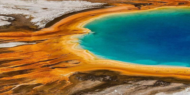 Parc national de Yellowstone, Wyoming