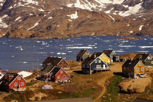 Les 10 plus grandes îles du monde