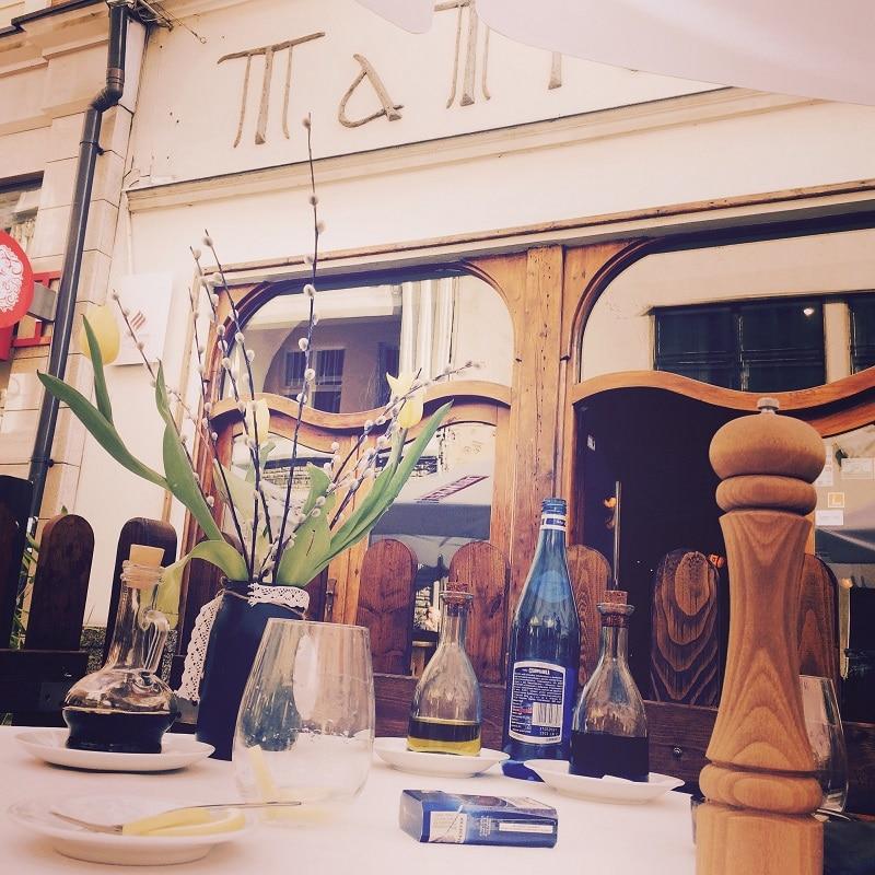 Tatiana, restaurant Katowice