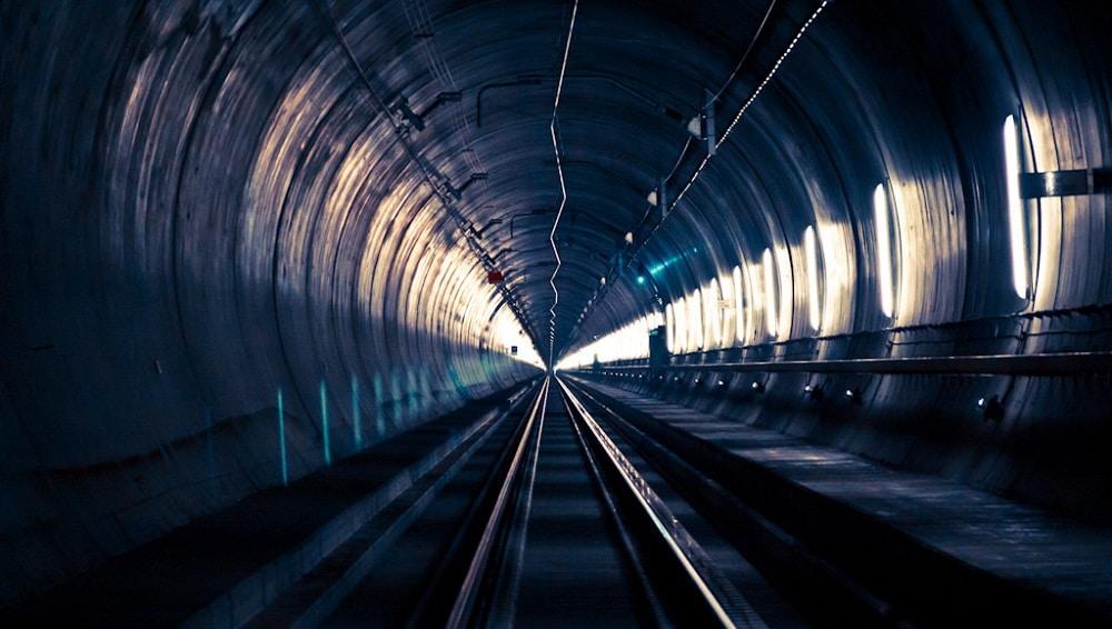Tunnel de base du Saint-Gothard