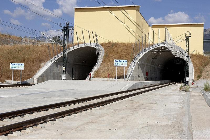 Tunnel de Guadarrama