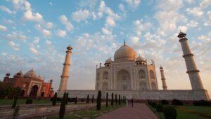 Visiter le Taj Mahal