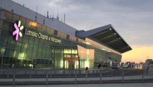 Transfert entre les aéroports Chopin et Modlin, et Varsovie